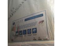 Brand New Sealed Memory foam Double Mattress