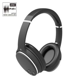 BRAND NEW Noise Cancelling Stereo Headphones Bluetooth Wireless