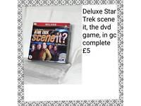 Star wars scene it dvd edition