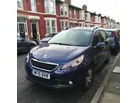 Peugeot 2008, HDi Active 1.4l, full mot, low tax and mileage