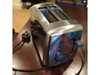 BREVILLE TOASTER - Polished Stainless Steel 2 Slice Toaster
