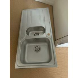 Brand new kitchen sink - COOKE & LEWIS