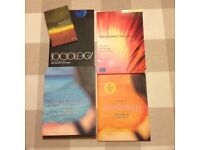 Psychology,Sociology, Course Books