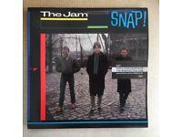 The JAM SNAP DOUBLE ALBUM. ORIGINAL WITH COLLECTORS EP. MINT.