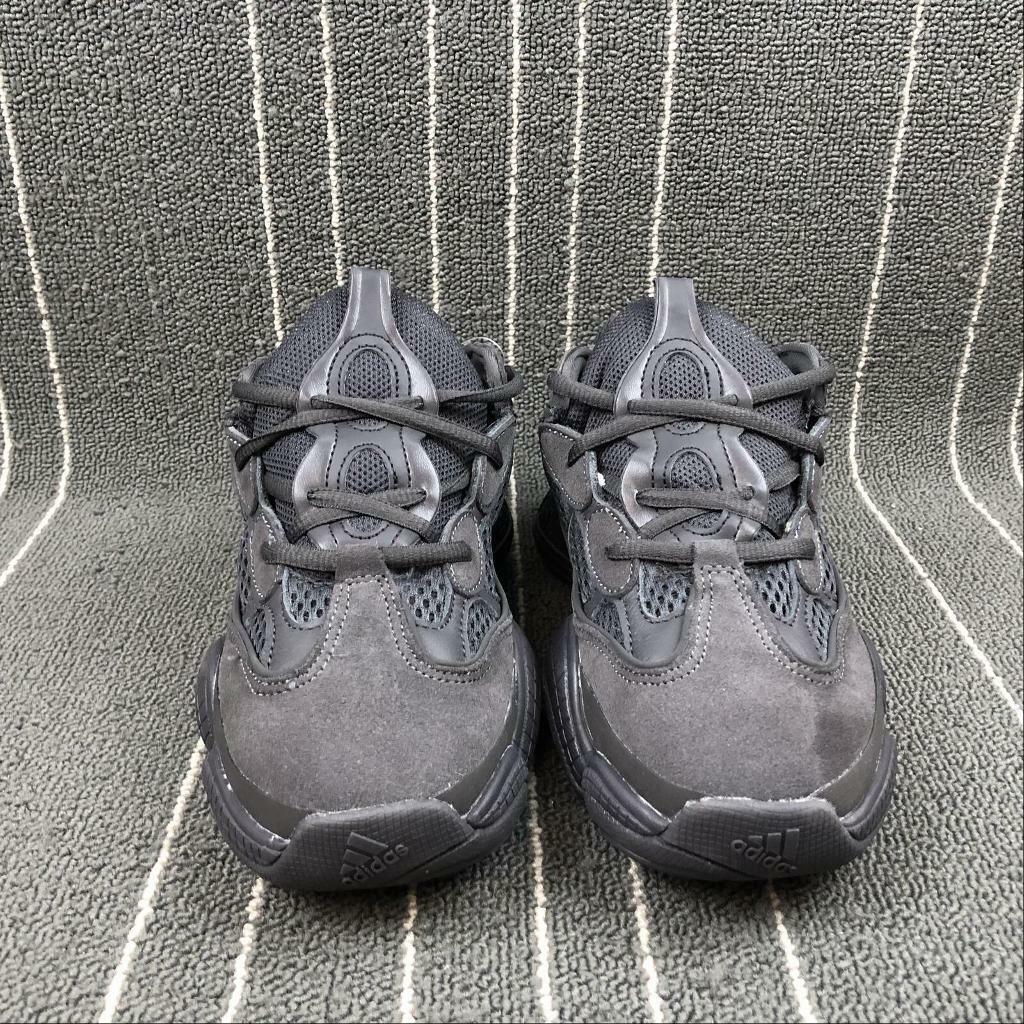 52dca7129f759 adidas Yeezy 500 Shadow Black Unisex
