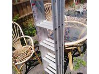 Three tier ladders