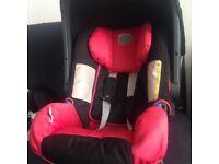 Baby car seat britax