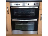 Integrated Electric Oven.