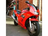 Suzuki rf600 ready for summer!