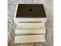 iPad 8th generation 2020 and Apple Pencil