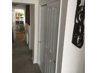 Sliding wardrobe doors and runners