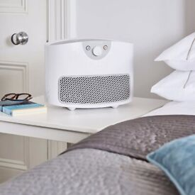 Bionaire Compact Air Purifier with HEPA Filter and Dual Positioning