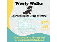 Woofy Walks Dog Walking/Sitting in Glasgow
