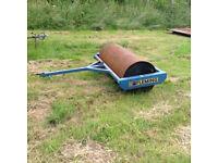 compact tractor Drum roller No VAT