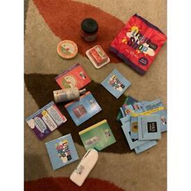 M & S little shop collectable shop food x 6