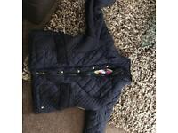 Joules coat size 16