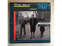 The JAM SNAP DOUBLE ALBUM. ORIGINAL WITH COLLECTORS EP. MINT.