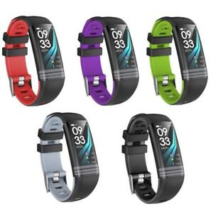 G26 Smart Bracelet Fitness Tracker with Heart Rate, Blood Pressure, Blood Oxygen Detection *Shipping Available*