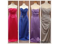 job lot of Ladies dresses, suitable for wedding, prom or special occasion .