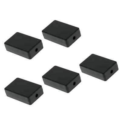 5 Pieces Abs Plastic Enclosure Small Project Box For Electronic Circuits