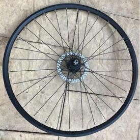 "29"" r front wheel"
