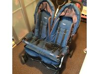 Graco DuoSport Twin Pushchair