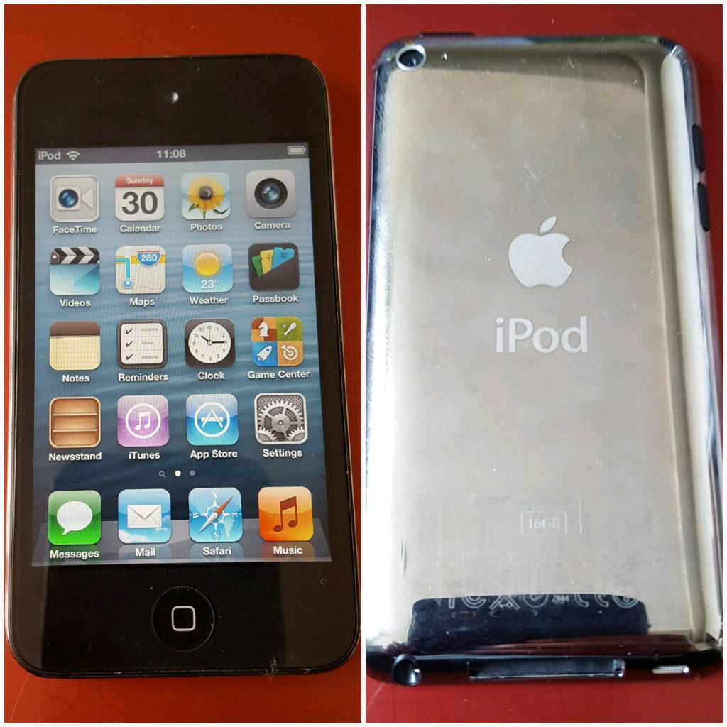 Apple iPod 4th gen 16gb