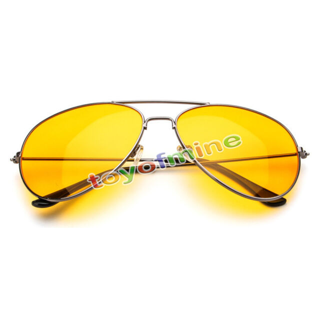 Night View NV Glare Reduction Glasses Clear & Bright Great for Night & Driving
