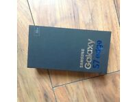 Samsung S7 edge (brand new)
