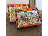 Beano jigsaws