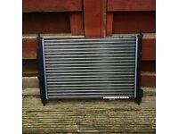 Vauxhall Astra Mk3 1.8i ecotec radiator - brand new still in box