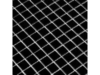 30 Sheets of Black Glass Mosaic Tiles