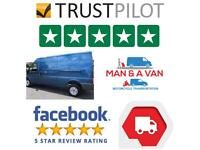 MAN AND VAN SERVICE AVAILABLE - MESSAGE US HERE TO BOOK NOW