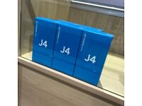 BRAND NEW SAMSUNG GALAXY J4 UNLOCKED SIM FREE 16GB LAVENDER/GOLD/BLACK