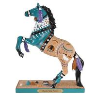Navajo Sand Painter Figurine