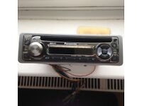 Car stereo CD player