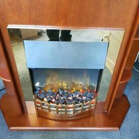 Dimplex Electric Fire suite
