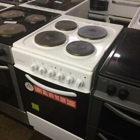 COOKWORKS ONE DOOR ELECTRIC COOKER VERY GOOD CONDITION🌎🌎PLANET APPLIANCE🌎🌎