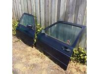 VW MK2 Golf Rallye Doors - Pair