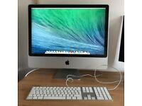 "Apple iMac 24"" Early 2009 Intel Core 2 Duo 3.06GHz 4GB Ram 1TB HDD"