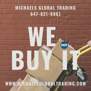 Closing or Downsizing Your Business? We Buy All Inventory & Assets - Michaels Global Trading