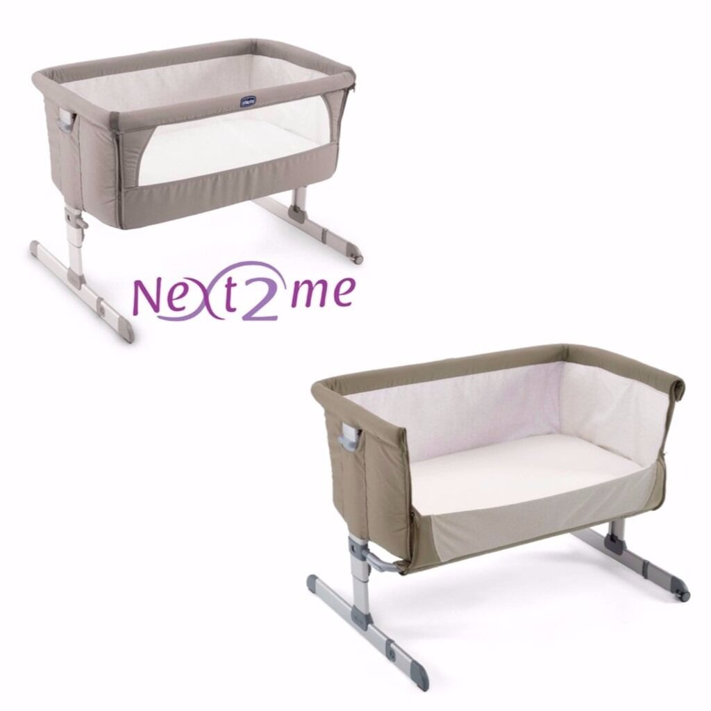 chicco next 2 me dove grey bed side baby sleeping crib. Black Bedroom Furniture Sets. Home Design Ideas