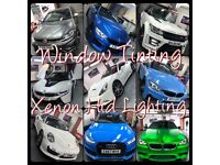 Window Tinting, Xenon Hid Lights, Xenon Repairs, Angel Eyes, BMW Coding, East London,Forest Gate