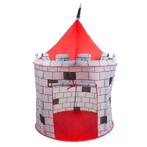 NEW Hey! Play! 80-JGG03 Kids Tent, Knight Castle