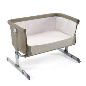 Chicco Next2me Side Sleeping Crib - Used