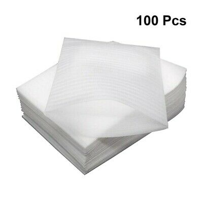 100x Cushion Foam Pouches Anti-static Shockproof Packing Bag For Moving Storage