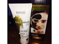 NEW GOLD ANTI AGE FIRMING MASK