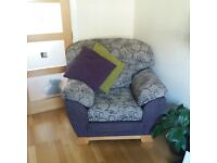 Great Offer 2 x 2 Seater Sofas & Single Chair