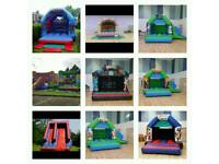 Bouncy castles HIRE SERVICE in Manchester 07463255077