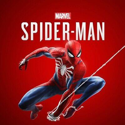 Marvel's Spider-Man - Platin + 100% DLC Trophy Service [PS4]